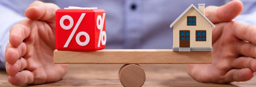 taux de crédit immobilier